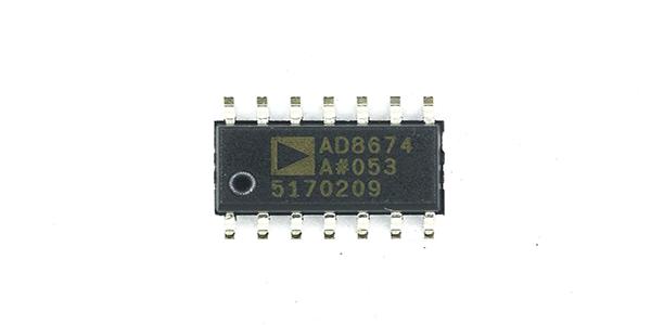 AD8674运算放大器芯片介绍-汇超电子