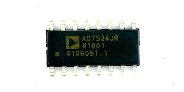 AD7524JRZ的说明与应用-汇超电子