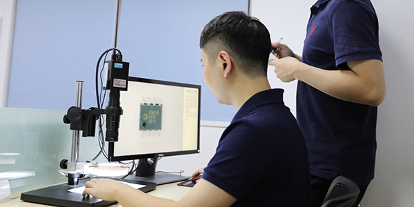 模拟语音芯片