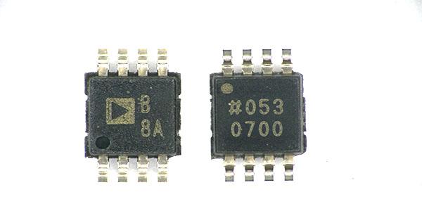 AD8512芯片的说明与应用