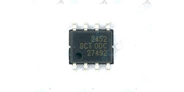SCT2452STER芯片-降压DC-DC转换器-芯洲-汇超电子