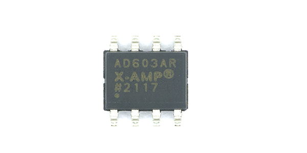 AD603增益放大器芯片介绍-汇超电子