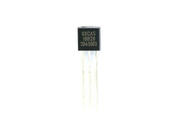 GX18B20-温度传感器-模拟芯片