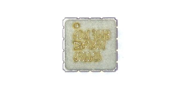 ADXL355的说明与应用