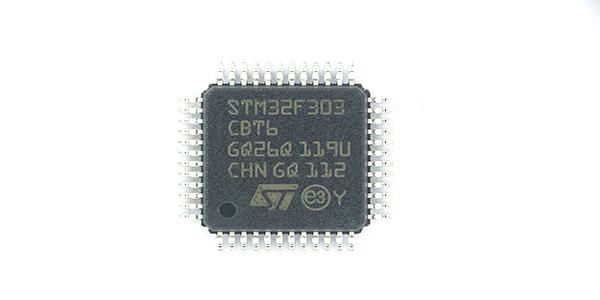 STM32F303CBT6 处理器芯片介绍-汇超电子