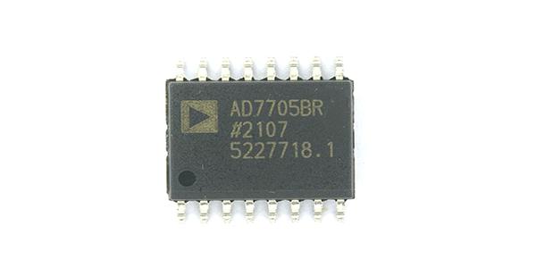AD7705模数转换器芯片介绍-汇超电子