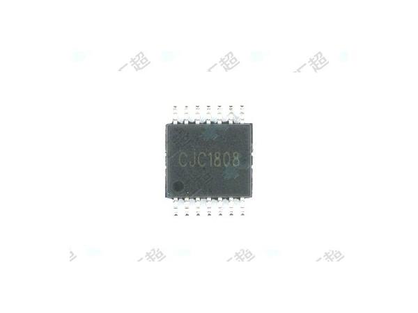 CJC1808-模数转换器-模拟芯片