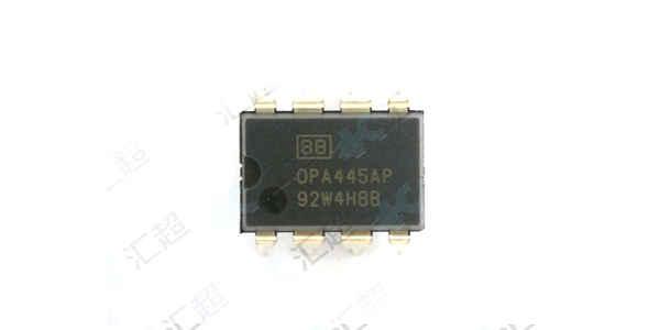 OPA445芯片的简要说明与应用