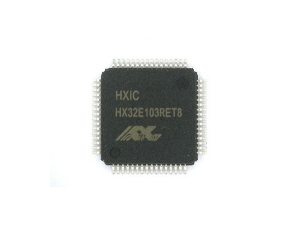 HX32E103RET8-洪芯单片机-数字芯片