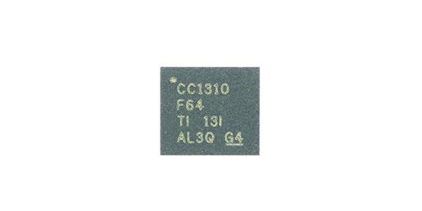 CC1310射频收发器芯片介绍-汇超电子