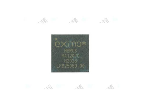 MA12070XUMA1-音频放大器-模拟芯片
