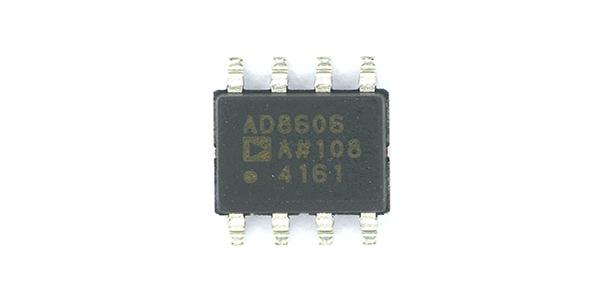 AD8606运算放大器芯片介绍-汇超电子