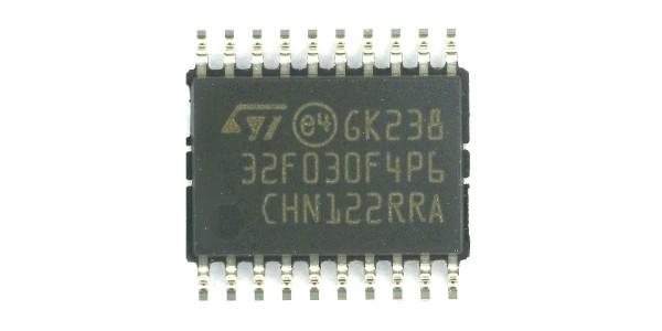 STM32F030F4P6-微控制器-ST芯片-芯片供应商-汇超电子