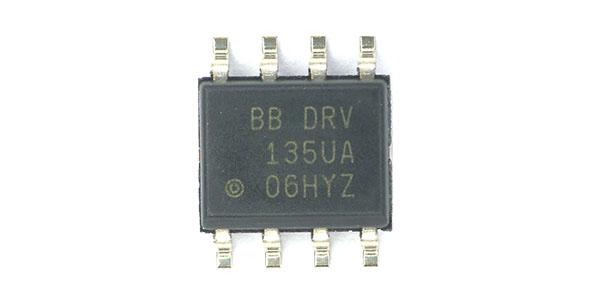DRV135UA-音频放大器-TI芯片-芯片供应商-汇超电子