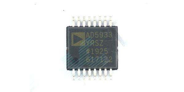 AD5933芯片的说明与应用