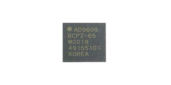 AD9609BCPZ的说明与应用-汇超电子