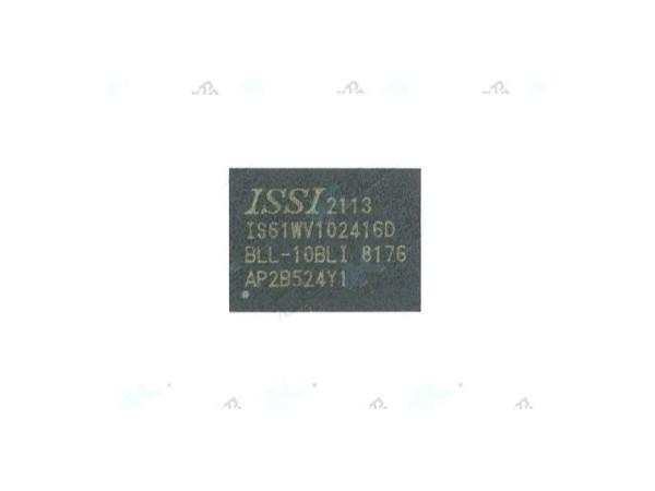 IS61WV102416DBLL-10BLI-SRAM芯片-模拟芯片