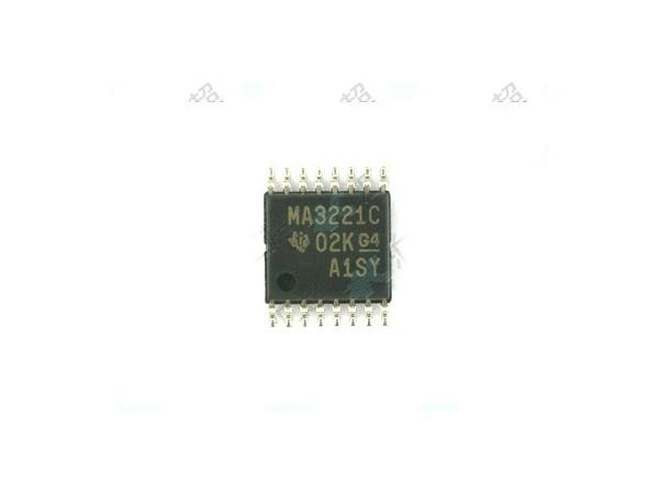 MAX3221CPWR-RS-232收发器-模拟芯片