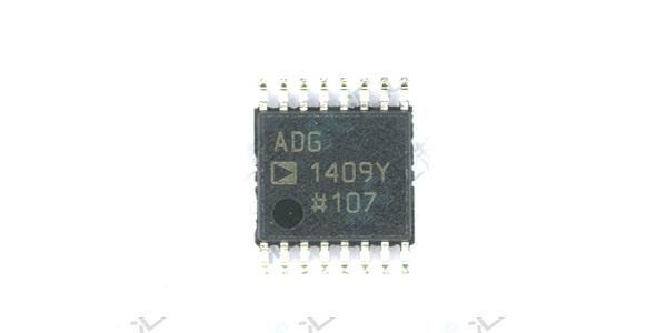ADG1409芯片-模拟开关与多路复用器-adi芯片-汇超电子