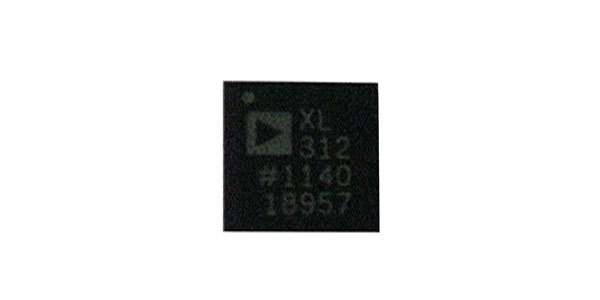 ADXL312加速度计芯片介绍-汇超电子