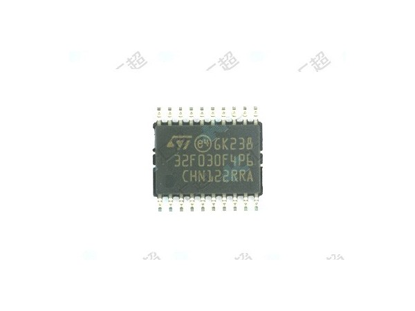 STM32F030F4P6-ST微控制器-数字芯片