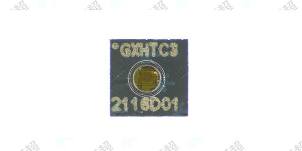 GXHTC3温湿度传感器芯片介绍-汇超电子