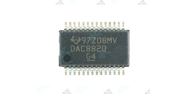 DAC8820芯片-数模转换器-ti芯片-汇超电子