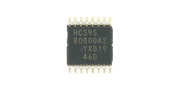 74HC595PW的说明与应用-汇超电子