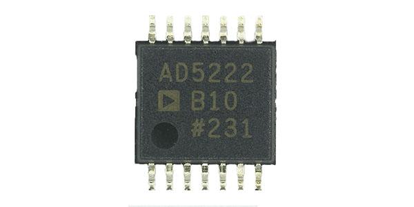 AD5222-数模转换器-adi芯片-芯片供应商-汇超电子