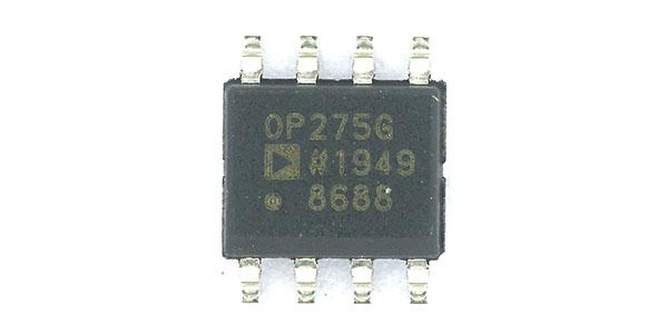 OP275-运算放大器-adi芯片-芯片供应商-汇超电子