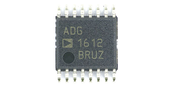 ADG1612-模拟开关多路复用器-ADI芯片-芯片供应商-汇超电子