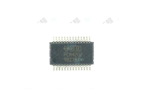 PCM4202DBR-模数转换器-模拟芯片