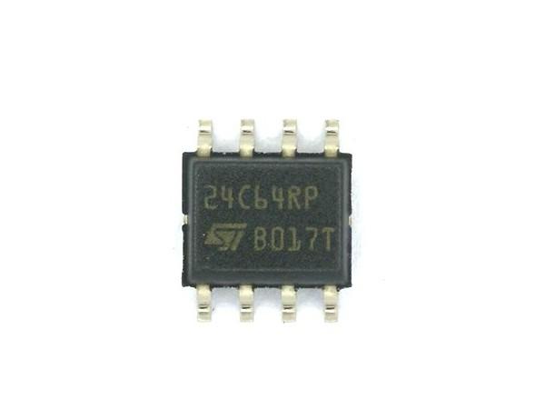 M24C64-RMN6TP-ST存储器-数字芯片