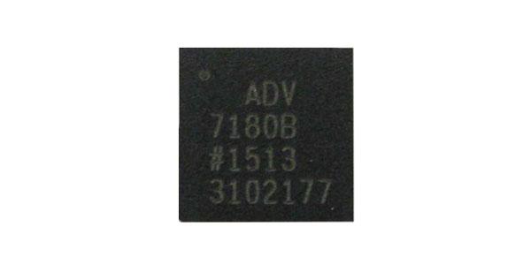 ADV7180-视频解码器-ADI芯片-芯片供应商-汇超电子