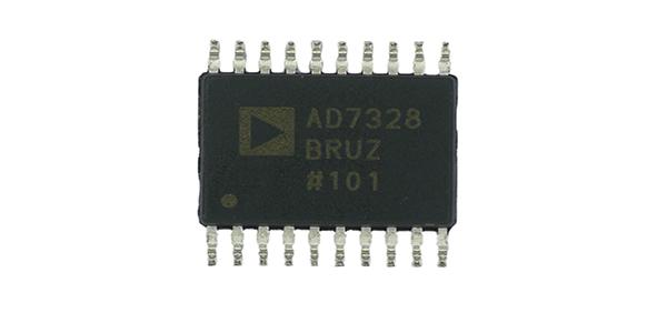 AD7328模数转换器芯片简介-汇超电子