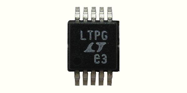 LTC3401开关稳压器介绍-汇超电子