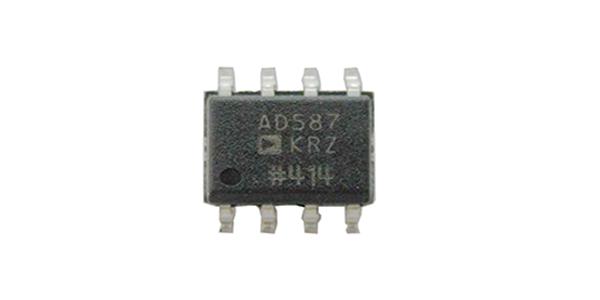 AD587基准电压源芯片介绍-汇超电子