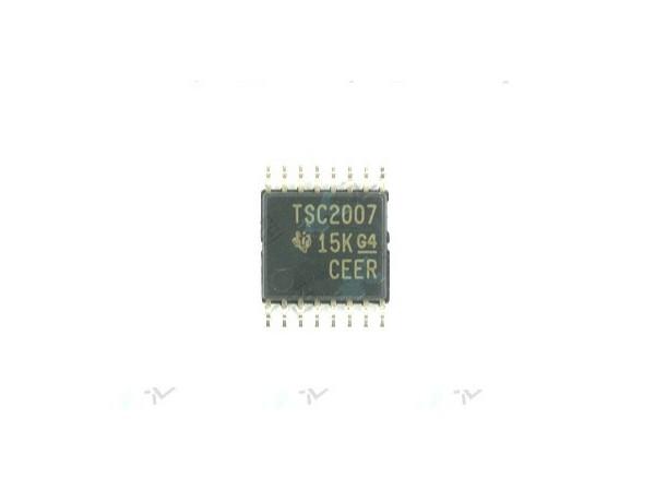 TSC2007IPWR-触摸屏控制器-模拟芯片