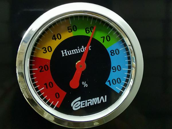 仓库温湿度控制