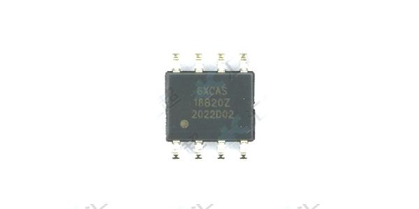 GX18B20温度传感器芯片介绍-汇超电子