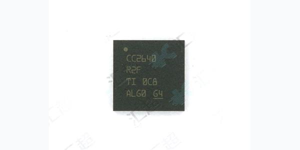 CC2640R2F芯片的说明与应用-汇超电子