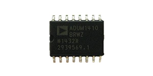 ADUM1410数字隔离器芯片介绍-汇超电子