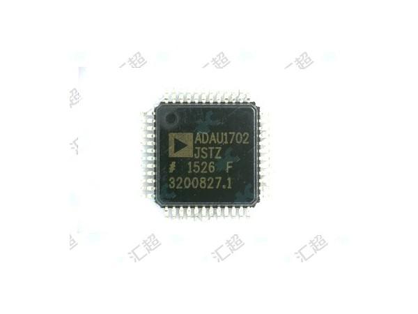 ADAU1702JSTZ-音频处理器-模拟芯片