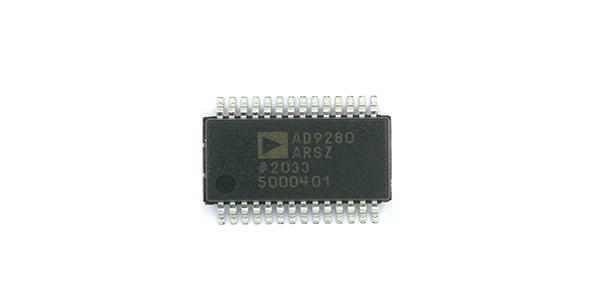 AD9280模数转换器芯片介绍-汇超电子
