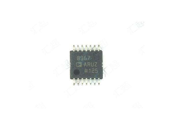 AD8367ARUZ-可变增益放大器-模拟芯片
