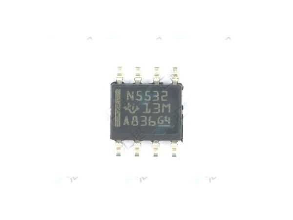 NE5532DR-低噪声运算放大器-模拟芯片