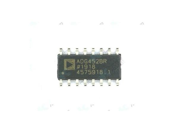 ADG452BRZ-模拟开关-模拟芯片