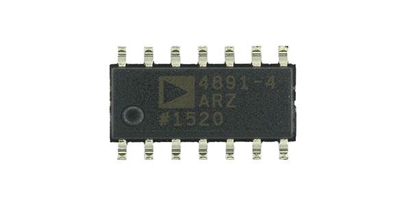 ADA4891-运算放大器-adi芯片-芯片供应商-汇超电子