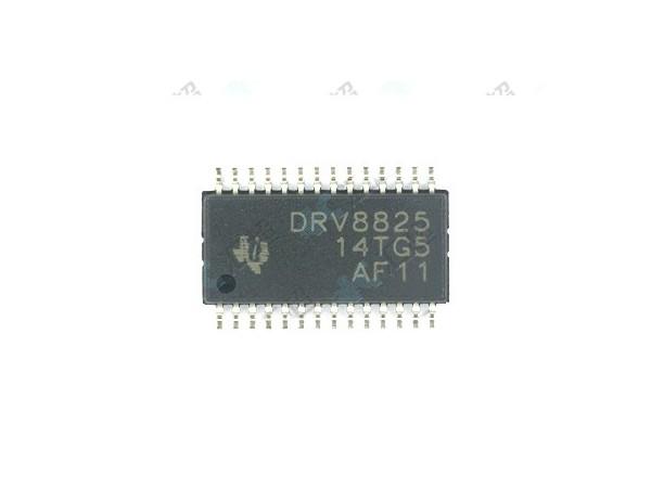 DRV8825PWPR-电机驱动器-模拟芯片