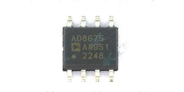 AD8675芯片的说明和应用